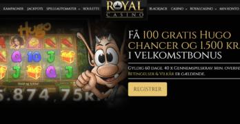 Royal casino anmeldelse – Fysisk casino går online