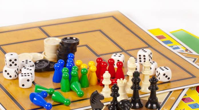 Populære brætspil