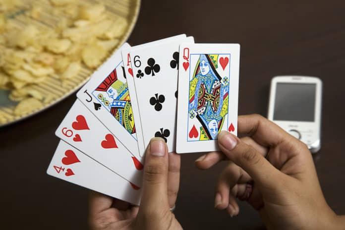 Sjove kortspil