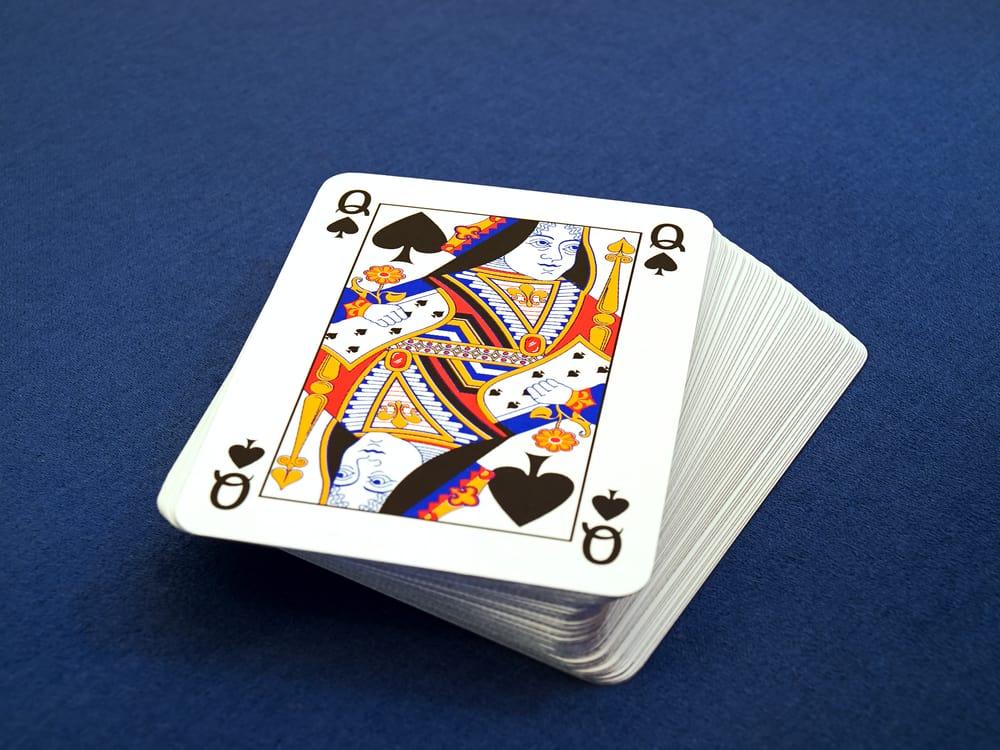 Krig kortspil